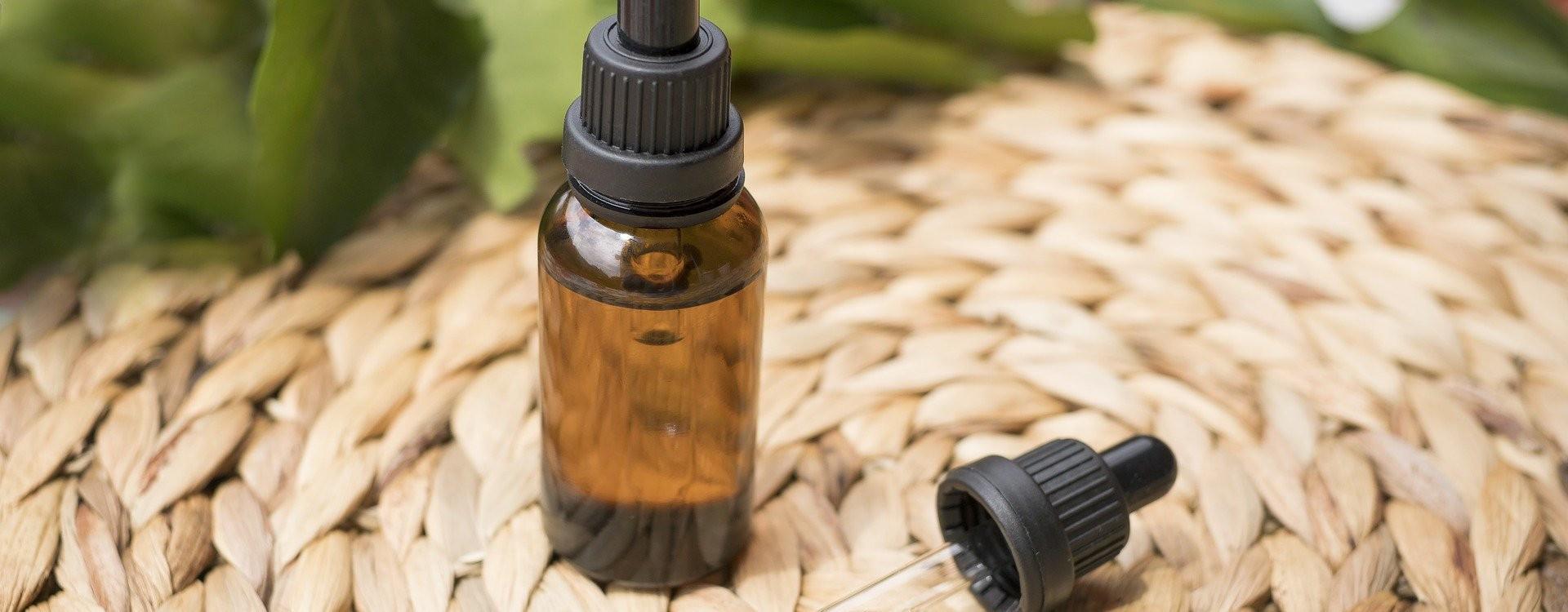 Olej konopny w kosmetykach